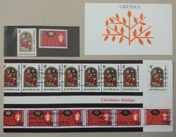 Australia 1969. Christmas. MNH And CTO Stamps - Maldive (1965-...)