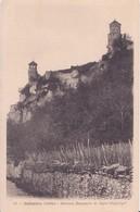 CPA - 61. CREMIEU - Anciens Remparts De St Hippolyte - Crémieu