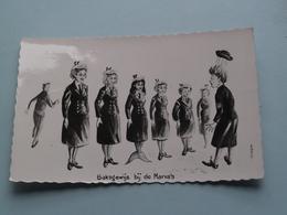 BAKSGEWIJS Bij De MARVA'S ( Zie Foto's ) Anno 19?? > NL > Emdeeha Oosterbeek ! - Militares
