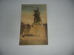 Komen-waasten Comines Belgique Le Monument Des Soldats Morts Pour La Patrie 1914-18 - Comines-Warneton - Komen-Waasten