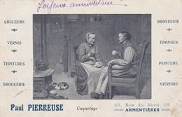 CPA - 59 - ARMENTIERES - Paul PIERREUSE Caquetage  - 019 - Armentieres