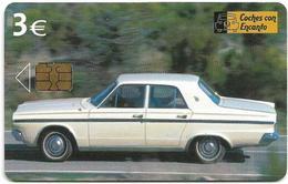 Spain - Telefónica - Coches Con Encanto - Dodge - P-560, 12.2004, 4.000ex, Used - Emisiones Privadas