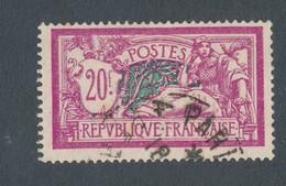 FRANCE - N°YT 208 OBLITERE - 1925/26 - COTE YT : 40€ - 1900-27 Merson