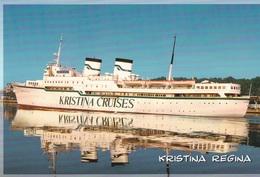 KRISTINA REGINA>KRISTINA CRUISES - Steamers