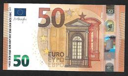 "New Issue! Greece  ""Y"" 50  EURO ! Draghi  Signature ! UNC  (from Bundle) ""Y"" Printer  N001B2 !! - EURO"