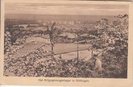 Het Krijgsgevangenlager  In Göttingen - Goettingen
