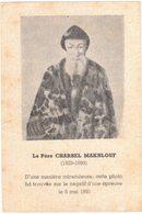 LE PERE CHARBEL MAKHLOUF D'UNE MANIERE MIRACULEUSE CETTE PHOTO IMAGE PIEUSE RELIGIEUSE  HOLY CARD SANTINI HEILIG PRENTJE - Santini