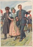 Deutsches Reich Postkarte 1938 Sportfest Breslau - Deutschland