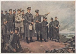 Deutsches Reich Postkarte 40-45 Munchen-Haus Der Deutsche Kunst - Deutschland