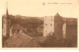 Thy-le-Château L'église Et Le Château - Belgium