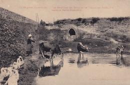 44..CLIS   Près Guérande Le Bouillon De Bray & Sa Fontaine Romaine époque Gallo-romaine N 152 - Guérande