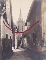 (68) - Hartmannsweiler Kirche  Carte Photo Allemande - France