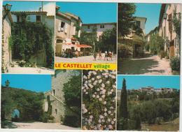 Var : LE  CASTELLET  : Vues  1986 - Autres Communes