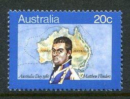Australia 1980 Australia Day MNH (SG 728) - Mint Stamps