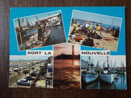 L21/890  PORT LA NOUVELLE - Multivues - Port La Nouvelle