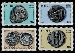 CYPRUS 1972 - Set MNH** - Unused Stamps