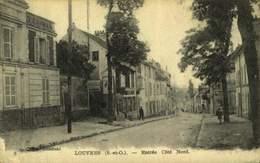 95 - LOUVRES -- Entrée Côté Nord / A 482 - Louvres