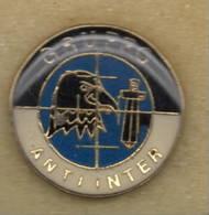 Juve Gruppo Anti Inter Calcio Pins Soccer Boys Club Pins FootBall Italy Darko Milano Ultras - Calcio