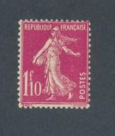 FRANCE - N°YT 238 NEUF* AVEC CHARNIERE - 1927/31 - COTE YT : 12€50 - 1906-38 Semeuse Camée