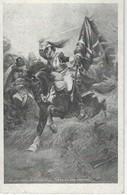 ART - PEINTURES ET TABLEAUX - MILITARIA - R DESVARREUX - La Prise D'un Drapeau - SALON 1903 - Malerei & Gemälde