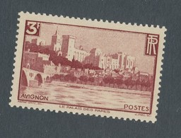 FRANCE - N°YT 391 NEUF** SANS CHARNIERE - 1938 - COTE YT : 33€ - France