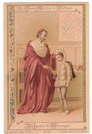 LES SAINTS MODELES DE L'ENFANCE ST LOUIS DE GONZAGUE IMAGE PIEUSE RELIGIEUSE  HOLY CARD SANTINI HEILIG PRENTJE - Andachtsbilder