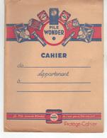 Protège-cahier   Pile  Wonder  Protège Cahier  Non Utilisé - Batterijen