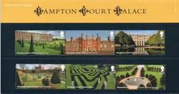 GREAT BRITAIN 2018 Hampton Court Palace Presentation Pack - Presentation Packs