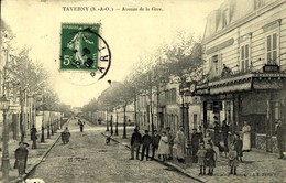 95-TAVERNY- AVENUE DE LA GARE / A 482 - Taverny