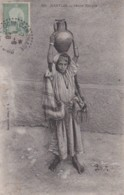 Bu - Cpa Algérie - KABYLIE - Jeune Kabyle - Kinderen