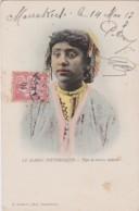 Bu - Cpa Maroc - Type De Femme Métisse - Otros