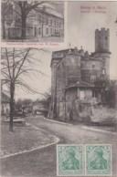 Bu - Rare Cpa Borny B. Metz - Château - Schloss - Restauration Centrale Von M. Kipper. - Metz