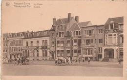 Nieuport Bains , Nieuwpoort Bad , : Zeedijk , La Digue - Nieuwpoort
