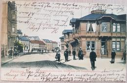 Germany Flensburg 1904 Norderhofenstrasse Failures In NE - Allemagne