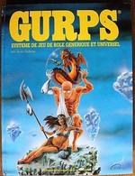 JEU DE ROLE GUPRS - Règles Génériques - 1992 - Jeux De Société