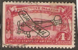 Philippines  1933  SG 441  Air Mail   Fine Used - Philippines
