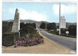 VAILLY - Monument De La Libération Et Silo - France