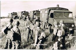 AK Bundeswehr, Sanitäter Im Einsatz Um 1960 - Matériel