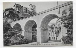 MONACO - N° 511 - LA CONDAMINE - LE RAVIN DE SAINTE DEVOTE - CPA NON VOYAGEE - La Condamine