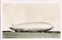 AK Zeppelin LZ 129 Hindenburg 1936 - Airships