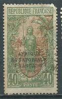 Timbre Congo Francais Yvt 82 - Gebruikt