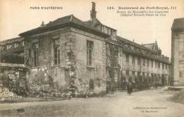 PARIS D'AUTREFOIS  BOULEVARD DU PORT ROYAL - Arrondissement: 13