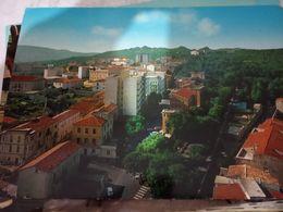 TEMPIO PAUSANIA SCORCIO DEI TETTI   VB1971  HD10283 - Altre Città