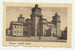 FERRARA - CASTELLO ESTENSE  VIAGGIATA  FP - Ferrara