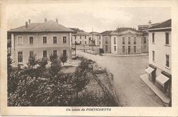 PORTICHETTO Località Di LUSIAGO - FORMATO PICCOLO - VIAGGIATA (rif. I00) - Como