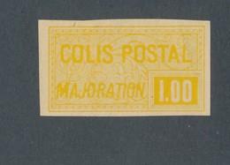 FRANCE - COLIS POSTAUX N°YT 27 NEUF* AVEC CHARNIERE - COTE YT : 24€ - 1918/20 - Colis Postaux