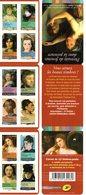 France. Carnet De 12 Timbres Autoadhesifs Bc674.portraits De Femmes Dans La Peinture.annee 2012. N**non Plié. - Giornata Del Francobolli