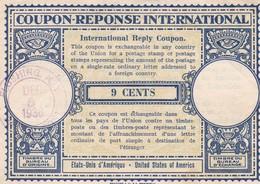 1936 COUPON REPONSE INTERNATIONAL USA, RARE - BLEUP - Etats-Unis