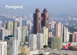 North Korea Pyongyang Koryo Hotel New Postcard Nordkorea AK - Korea, North