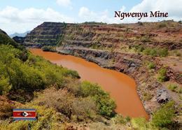 Swaziland Eswatini Ngwenya Mine New Postcard Swasiland AK - Swasiland